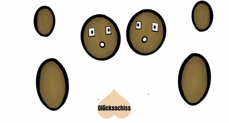 7 Stuhlgang Formen